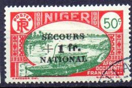 Niger: Yvert N°  89 - Oblitérés