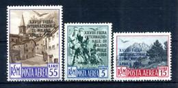 1950 SAN MARINO PA SET MNH ** - Poste Aérienne
