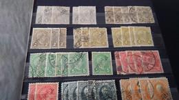 Luxembourg/Luxemburg Gebruikte En Ongebruikte Dienstzegels - Dienst