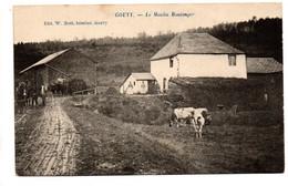 Gouvy: Le Moulin Boulanger - Gouvy