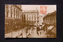 BRÉSIL - Affranchissement De Sao Paulo Sur Carte Postale En 1917 Pour La France - L 87874 - Cartas