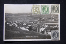 LUXEMBOURG - Affranchissement De Remich Sur Carte Postale En 1933 Pour La France - L 87875 - Covers & Documents
