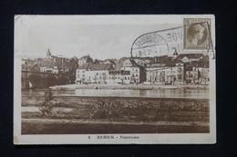 LUXEMBOURG - Affranchissement De Remich Sur Carte Postale En 1933 Pour La France - L 87876 - Covers & Documents