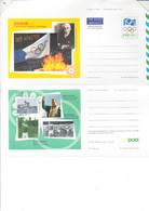 Eire-Irlande-Aérogramme De 1994-Centenaire Du Comité Olympique International - Sin Clasificación