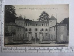 17] Charente Maritime > La Rochelle Hôpital Sanitaire Régional Marthe Jacques Rompsay Château Des Gouthières - La Rochelle