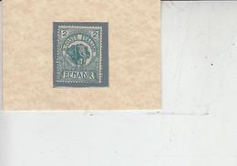 ITALIA - BENADIR  1908  - Sassone  2** - Elefante - Unclassified