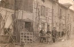 Montrevel : Carte Photo D'un Charron ? - Other Municipalities