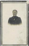 NAZARETH / POESELE - Stephanie BOSSCHAERT - Wwe E. DE BOEVER - °1843 En +1917 - Devotieprenten