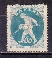M5011 - ALT DEUTSCHLAND BAYERN Yv N°184 * - Bavaria