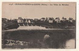 Charbonnières  Les Bains Les Villas Du Méridien - Charbonniere Les Bains