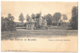 Ganshoren NA2: Château De Rivièren ( Nels ) - Ganshoren