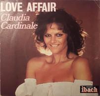 Vinyle 45 Tours CLAUDIA CARDINALE Love Affair / Do It Claudia - Unclassified