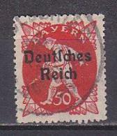 M5018 - ALT DEUTSCHLAND BAYERN Yv N°202 - Bayern (Baviera)