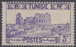 Tunisia 1934 - Definitive Stamp: Roman Theathre El Djem - Mi 207 ** MNH [1276] - Unclassified