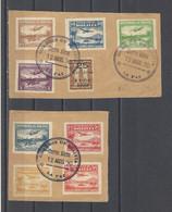 BOLIVIE.  YT   N° 166 - PA N° 4/11   Obl   1930 - Bolivia