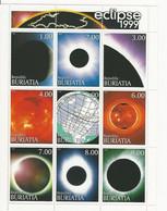 Bouriatie (Russie) - Espace - Eclipse De 1999 - Neuf ** - Ongebruikt