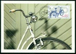 Mk Sweden Maximum Card 2011 MiNr 2799   Bicycles. Women's Tourer - Cartes-maximum (CM)