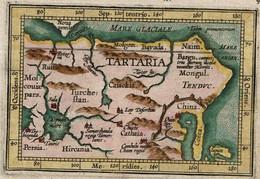 Petite Gravure - XIXe - Tartaria - Tartarie  Tartary - Voir Scans - Prints & Engravings