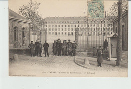 CPA VANNES (56) CASERNE LA BOURDONNAYE (116e DE LIGNE) - ANIMEE - Vannes