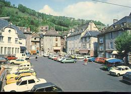 Chaudes Aigues Place Du Marche - Other Municipalities