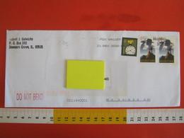 SKCC9 SCOUTS SCOUTING SCAUTISMO - 2010 USA UNITED STATES BINOCOLO OTTICA WATCH OROLOGIO FOX VALLEY - Cartas