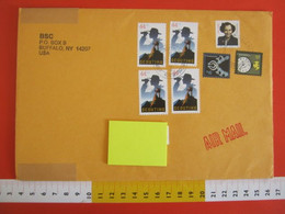 SKCC9 SCOUTS SCOUTING SCAUTISMO - 2010 USA UNITED STATES BOY SCOUT 4 PZ. + WATCH OROLOGIO MARY LASKER PHILANTHROPIST - Cartas