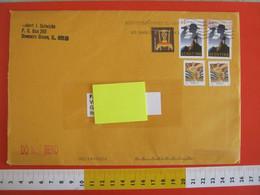 SKCC9 SCOUTS SCOUTING SCAUTISMO - 2010 USA UNITED STATES BOY SCOUT 2 PZ. + CHAIR ROCKFELLER NEW YORK - Cartas
