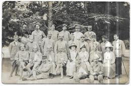 Saint Maur Des Fossés Carte Photo Camp De Reéducation De St Maur Guerre 1914-18 - Saint Maur Des Fosses