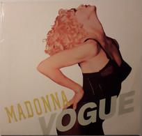 Vinyle 45 Tours MADONNNA : Vogue / Keep It Together - Unclassified
