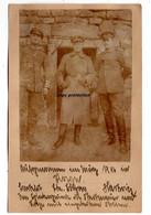 Militär Foto, Im Hintergrund Die Stadtmauer Von Roye Mit Eingebautem Stollen, Roye Somme, 1916 WW1, France - Krieg, Militär