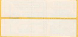 Carnet Essai Distributeur La Poste 10 Timbres Autocollants A Validité Permanente. Simplifiez Vous La Vie. - Definitives