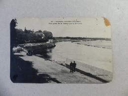 Jeunesse Ouvrière D'Orléans. Vue Prise De La Campagne à St-Loup. La Loire Et Le Canal Non Terminé - Orleans