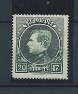 N° 290A**VERT GRIS AVEC CERTIFICAT - 1929-1941 Gran Montenez