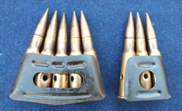 Lot Chargeurs 8 Mm Lebel - C - Decorative Weapons