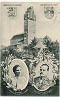 DARMSTADT 1908 - Officielle Postkarte - Darmstadt