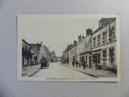 La Chapelle D'Angillon Grande Rue La Mairie - Otros Municipios