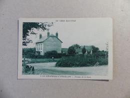 La Chapelle D'Angillon Avenue De La Gare - Otros Municipios