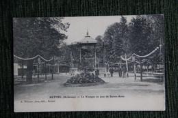 RETHEL : Le Kiosque Un Jour De Sainte ANNE. - Rethel