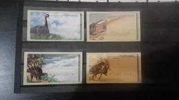 Portugal - 1999 ATM Dinossaur - Affrancature Meccaniche Rosse (EMA)