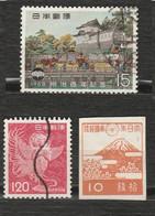 Japon - Lot 11 Timbres - YT JP: 922, 846, 346 - Mi 941 Mi  587 Mi 589, 840 C, 877, 511, 980, 974 - Collezioni & Lotti
