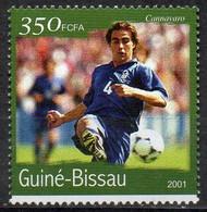 GUINEA-BISSAU - 1v - MNH - Fabio Cannavaro Football Italy Italia Player Fußball Fútbol Soccer Calcio Voetbal Futebol - Andere