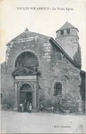 TOULON SUR ARROUX (71) La Vieille église - Altri Comuni