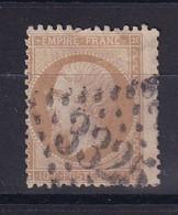 D 120 / NAPOLEON N° 21 OBL COTE 10€ - 1862 Napoleon III