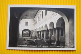 "Achleiten Im Kremstal, ""Zellhof"" Innenansicht, Säulengang - Krems An Der Donau"