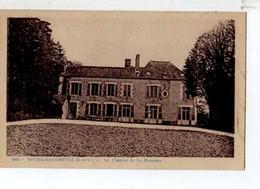 35 BOURG DES COMPTES Le Chateau De La Hamonay - Other Municipalities