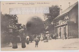 """CPA - 93 - LE RAINCY - ASCENSION Du BALLON """"VILLE Du RAINCY"""" Le 22 Juillet 1907 - BEL ETAT - Edit Coll A Moquet - Aeronaves"""