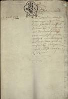BA - Document De 20 Pages En Néerlandais De 1789 - Convitien Eude Voor - 1714-1794 (Austrian Netherlands)
