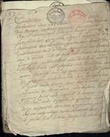 BA - Doc Concernant Edit De La Dyle De 12 Pages En Néerlandais De 1796 - Convitien Eude - 1794-1814 (French Period)