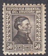 Uruguay, Scott #373, Mint Hinged, Artigas, Issued 1928 - Uruguay
