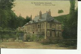 70  - Haute Saone - Baignes - Le Chateau Des Forges - Couleurs - - Andere Gemeenten